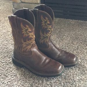 Justin Boots Shoes | Mens Justin Boots